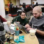 My first hackathon experience – Ana Verulidze